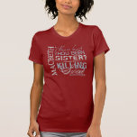 Macbeth Killing Swine Quote Shirts