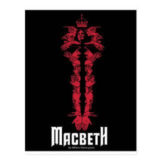 Macbeth Postcard