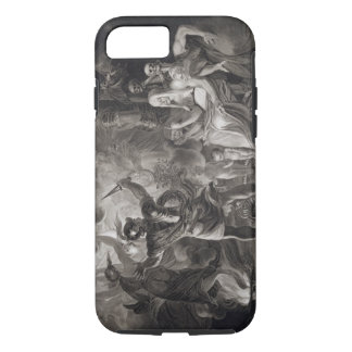 Macbeth, the Three Witches and Hecate in Act IV, S iPhone 8/7 Case
