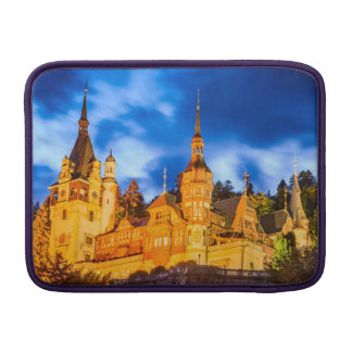 "Macbook Air 13"" Horizontal Peles castle MacBook Sleeve"