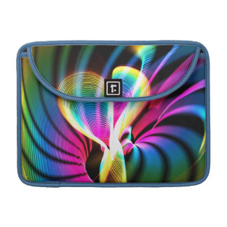 Macbook Air abstract sleeves and designer