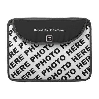 Macbook Pro 13 Rickshaw Flap Sleeve Sleeve For MacBook Pro