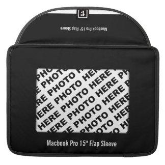 Macbook Pro 15 Rickshaw Flap Sleeve Sleeves For MacBooks