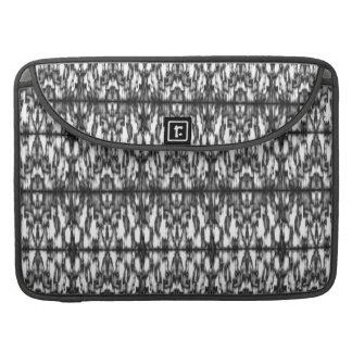 MacBook Pro 15 Stylized ornament Ikat Sleeve For MacBooks