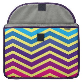 "Macbook Pro 15"" zigzag Sleeve For MacBooks"