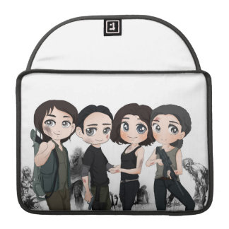 macbook pro case,with anime design sleeve for MacBook pro