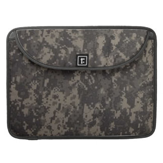 MacBook Pro Sleeve - Camouflage -  Digital Night