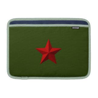 MacBook Sleeve - Red Star