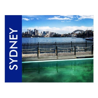 maccallum pool view postcard