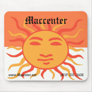 Maccenter Mousepad