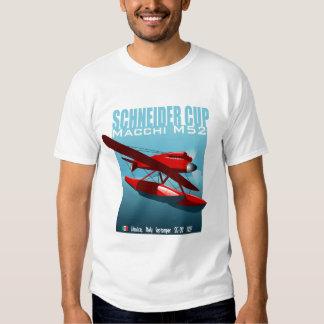 Macchi M 52 Schneider Cup T-shirts