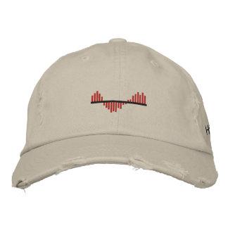 MACD - Histogram Embroidered Baseball Caps