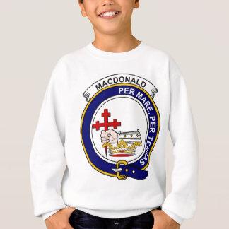 MacDonald (Clan Donald) Clan Badge Sweatshirt