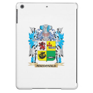 Macdonald- Coat of Arms - Family Crest iPad Air Case