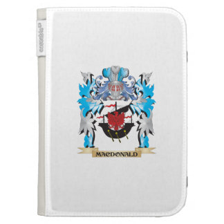 Macdonald Coat of Arms - Family Crest Kindle 3 Covers