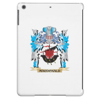 Macdonald Coat of Arms - Family Crest iPad Air Covers