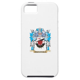 Macdonald Coat of Arms - Family Crest iPhone 5 Covers