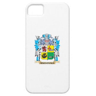 Macdonald- Coat of Arms - Family Crest iPhone 5 Covers