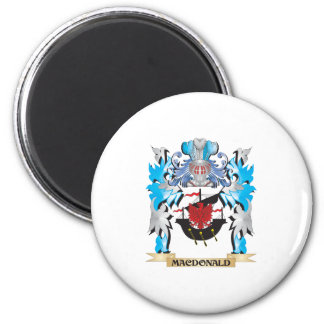 Macdonald Coat of Arms - Family Crest Magnets