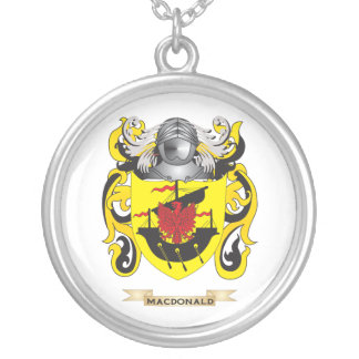 MacDonald Coat of Arms (Family Crest) Jewelry