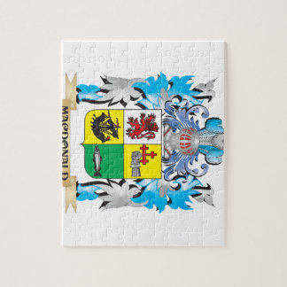 Macdonald- Coat of Arms - Family Crest Puzzle