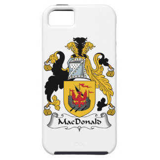MacDonald Family Crest Cover For iPhone 5/5S