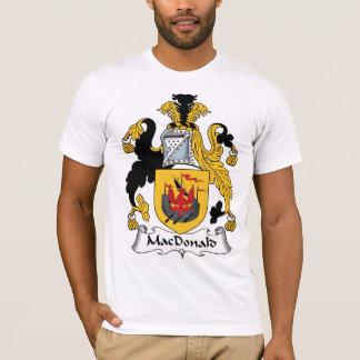 MacDonald Family Crest T-Shirt