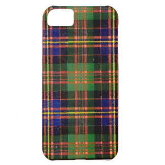 MACDONALD FAMILY TARTAN iPhone 5C CASE