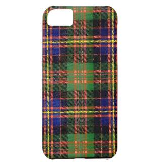 MACDONALD FAMILY TARTAN iPhone 5C CASE