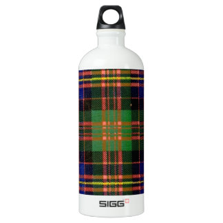 MACDONALD FAMILY TARTAN SIGG TRAVELLER 1.0L WATER BOTTLE