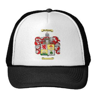 macdonald mesh hats