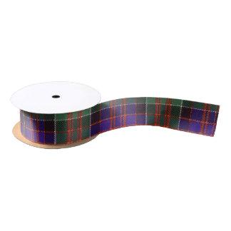 Macdonald of Clanranalld Plaid Scottish tartan Satin Ribbon