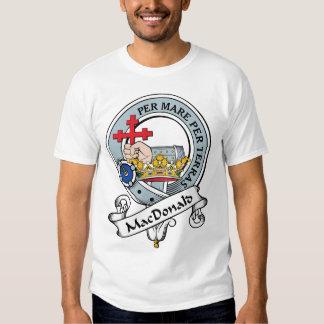 MacDonald of Donald Clan Badge T-shirt