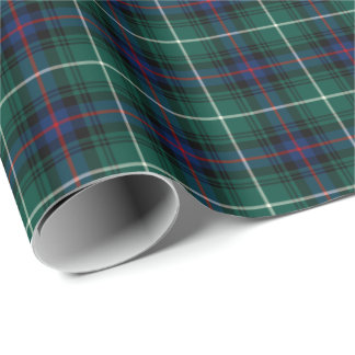 MacDonald of the Isles Tartan Wrapping Paper