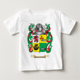 MacDonald-(Slate) Coat of Arms (Family Crest) T-shirts
