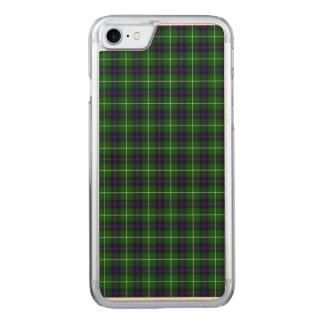 MacDonald Tartan Carved iPhone 8/7 Case