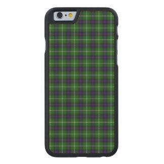 MacDonald Tartan Carved® Maple iPhone 6 Slim Case