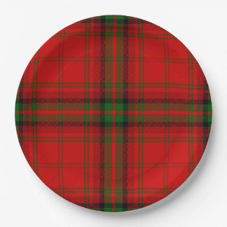 MacDougall Paper Plate