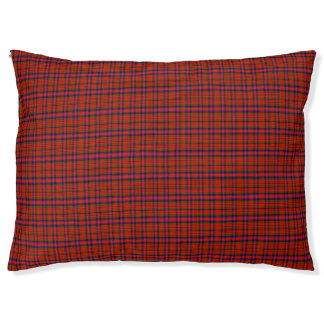 Macduff Scottish Tartan Pet Bed
