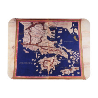 Macedonia and Greece Magnet
