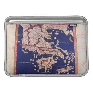 Macedonia and Greece Sleeve For MacBook Air