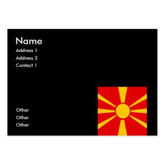 Macedonia Business Cards