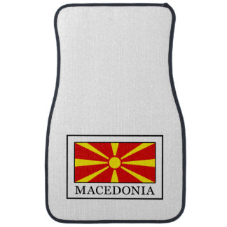 Macedonia Car Mat