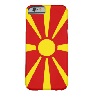macedonia barely there iPhone 6 case