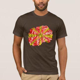 Macedonia Flagcolor Map T-Shirt