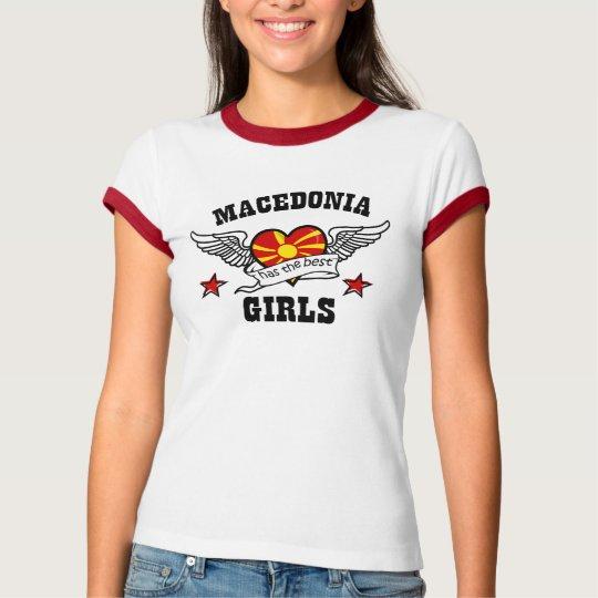 Macedonia has the best girls T-Shirt