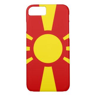 macedonia iPhone 7 case