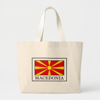 Macedonia Large Tote Bag