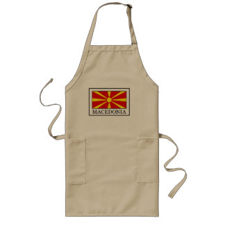 Macedonia Long Apron