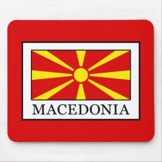 Macedonia Mouse Pad